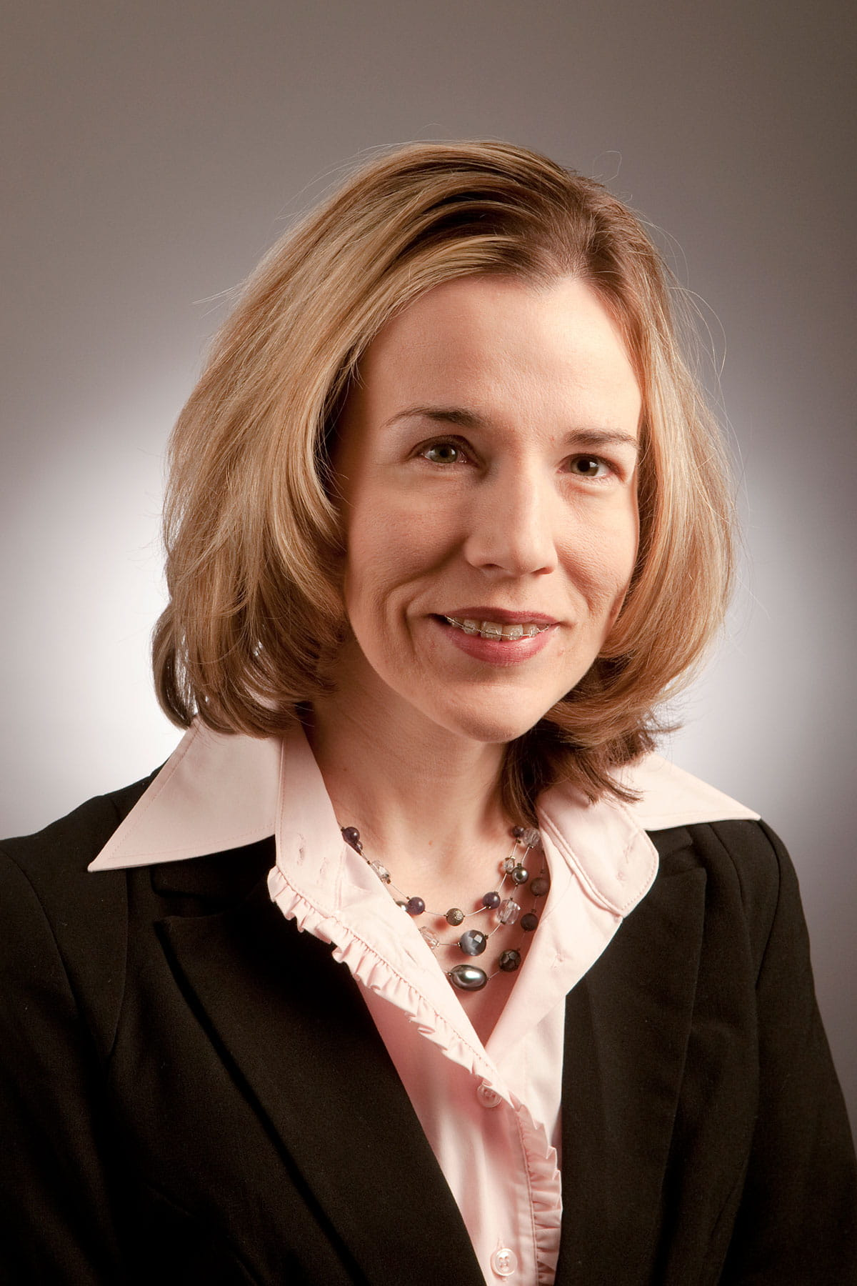 A photo of Janet Beckmeyer.