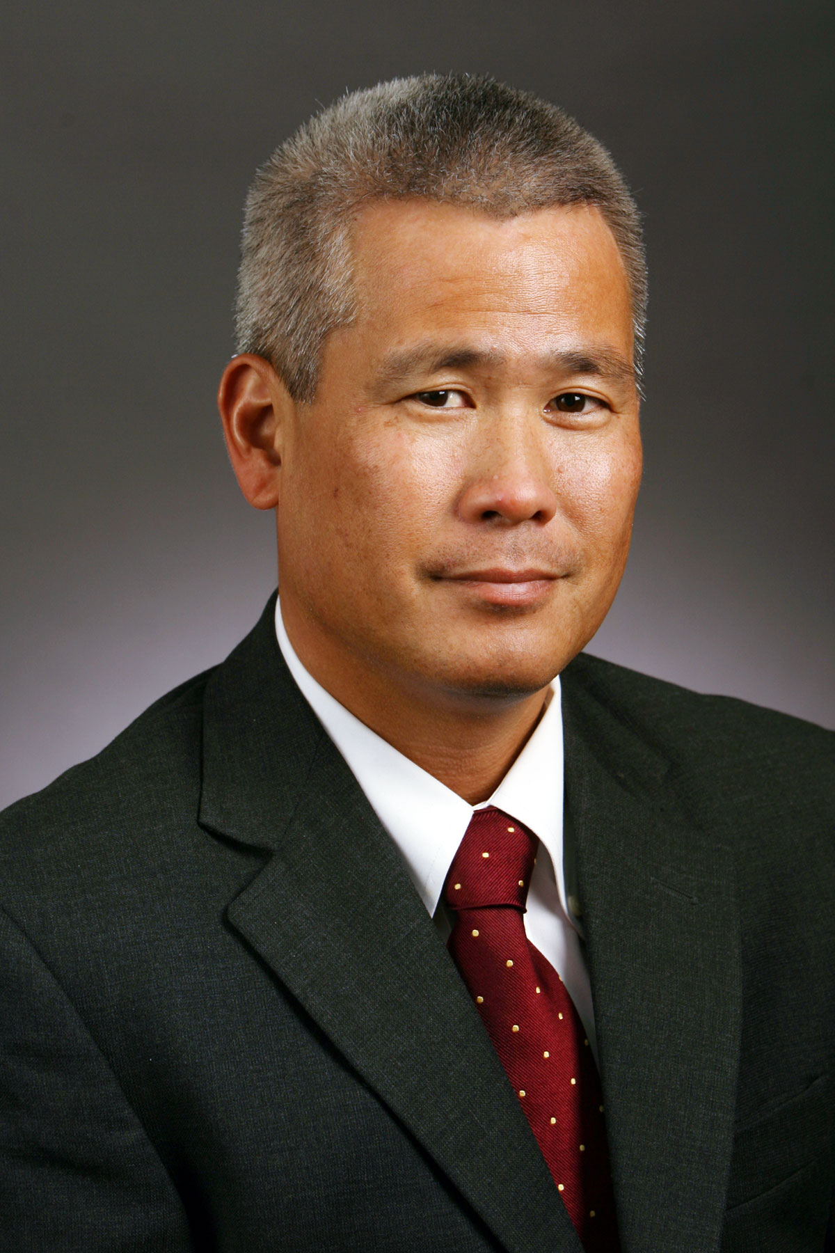 A photo of Clifford Chin.