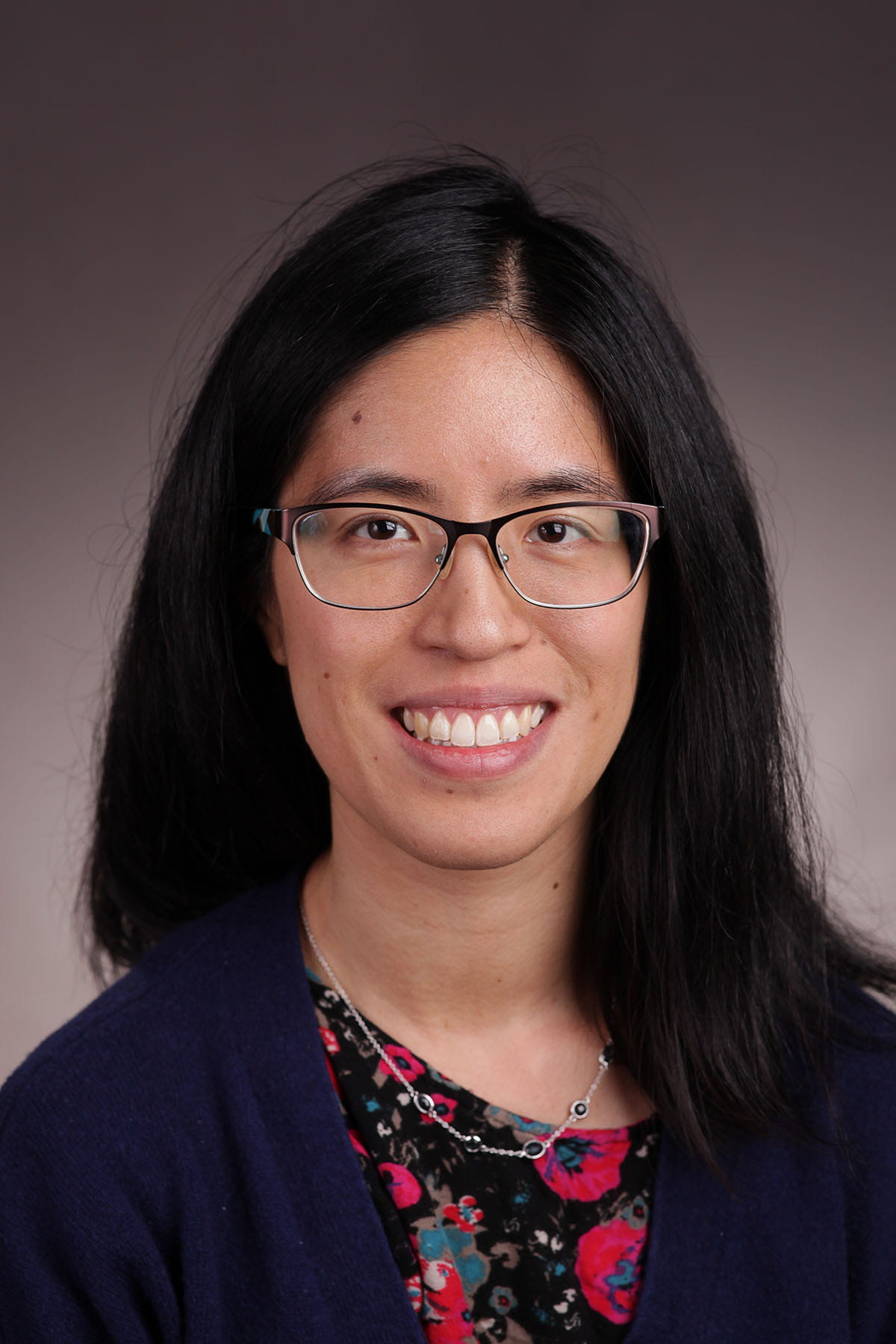 A photo of Janet Chuang.