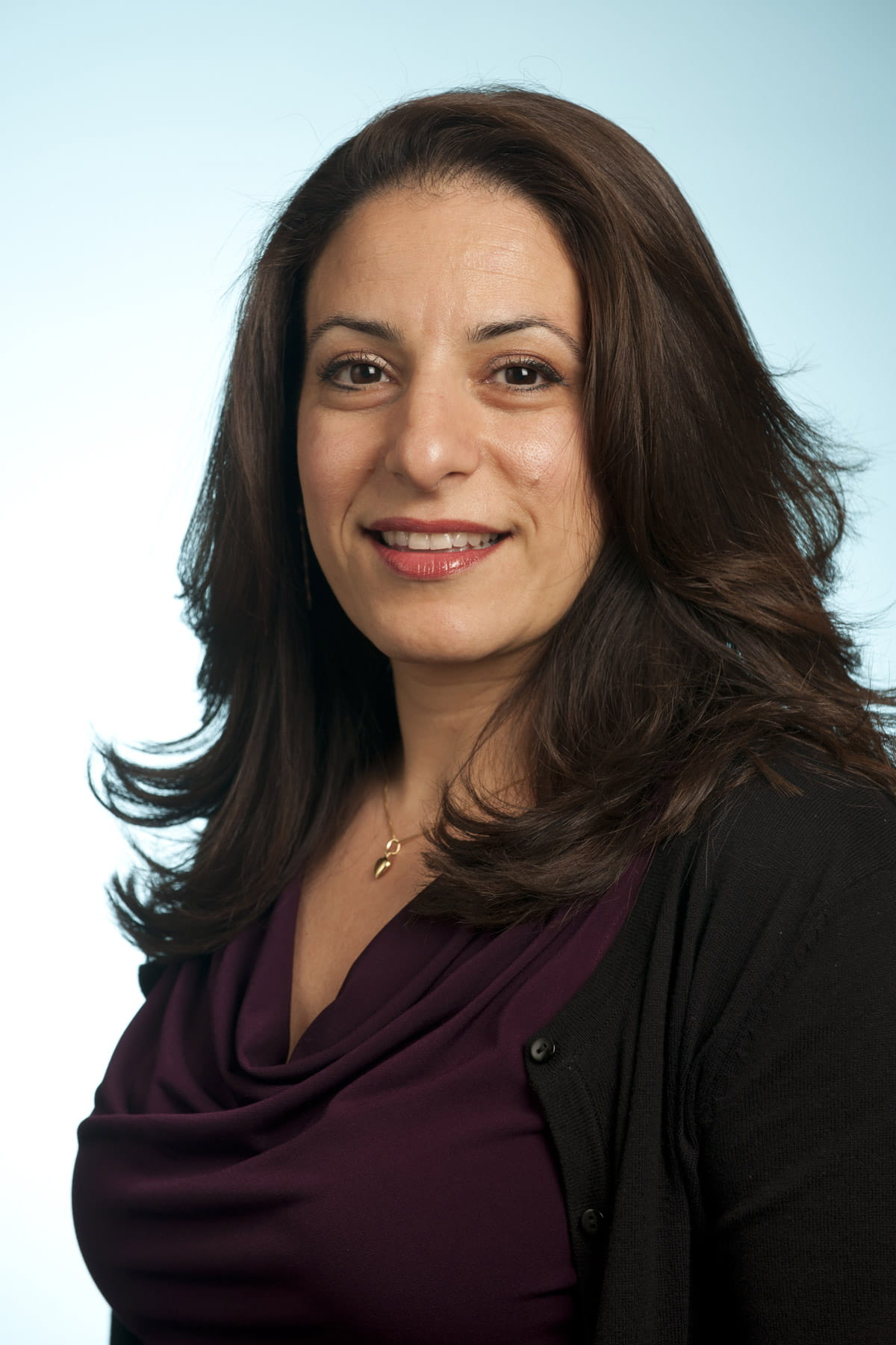 A photo of Nancy Daraiseh.