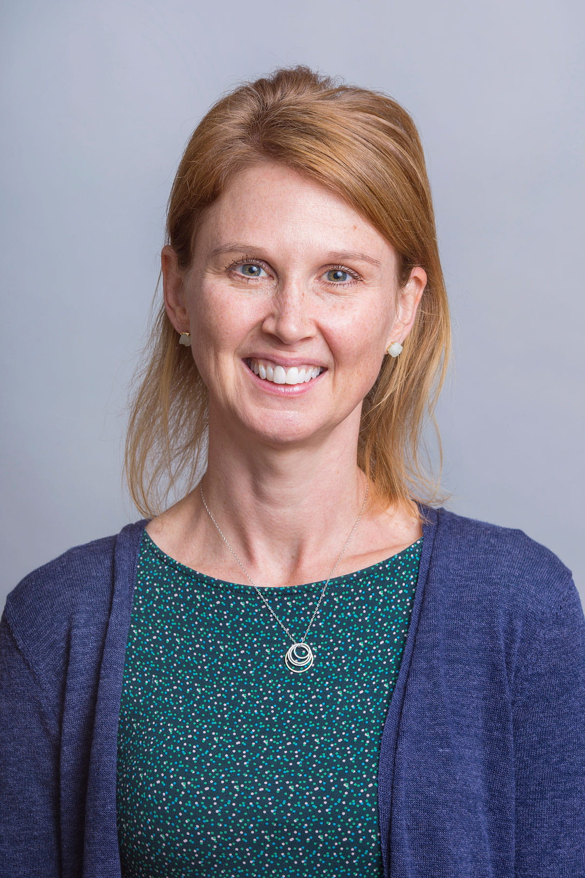 A photo of Amie Duncan.