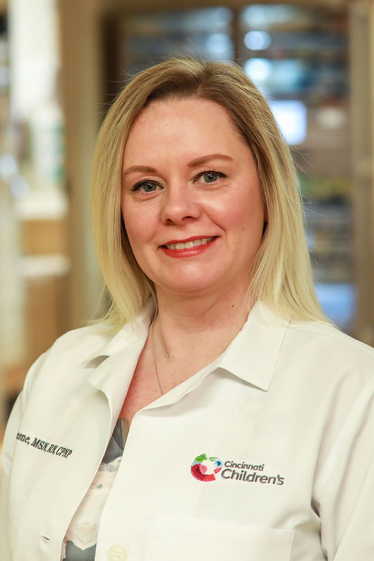 Kelly S. Falcone, RN, MSN, CPNP