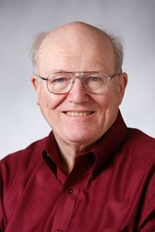 A photo of Michael Farrell.