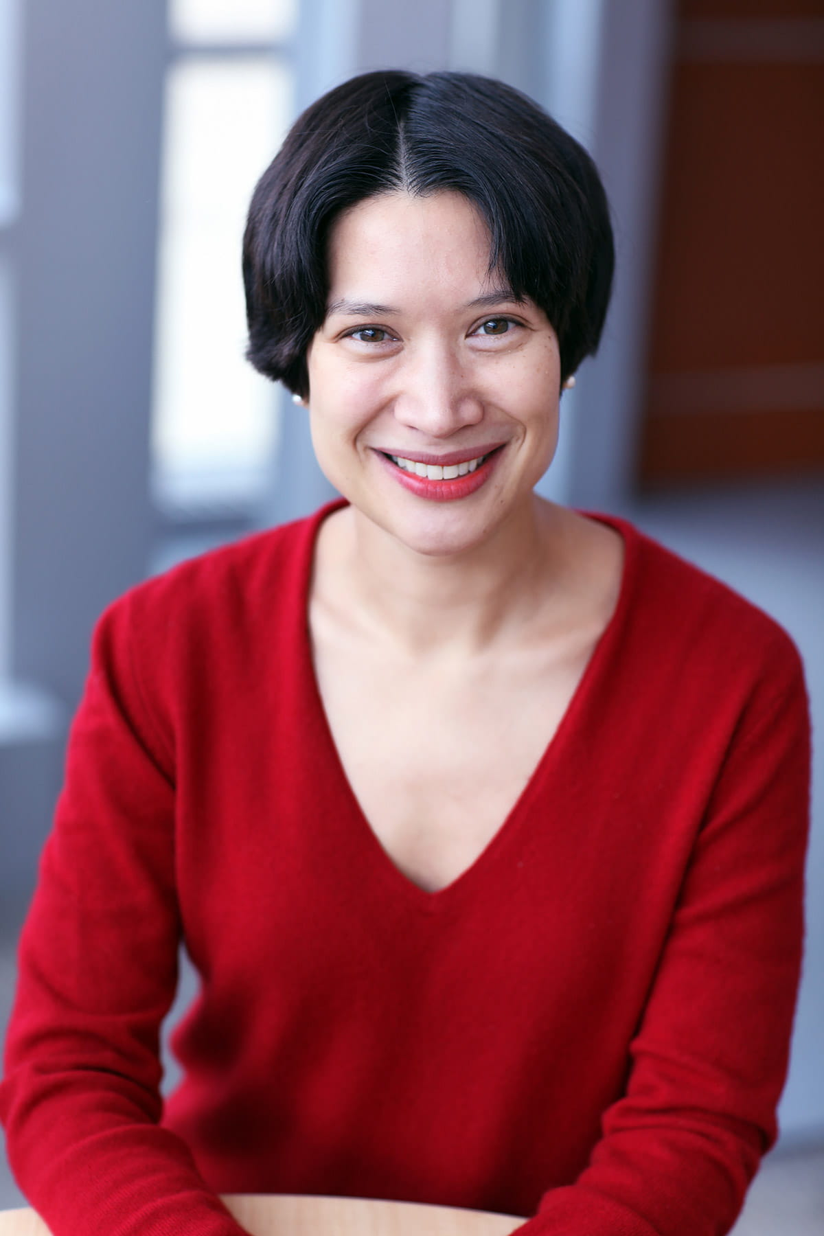A photo of Tanya E. Froehlich.