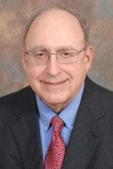 A photo of Michael Gelfand.
