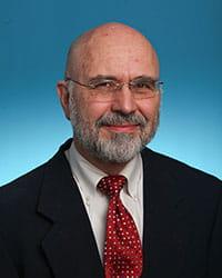 A photo of John Harley.