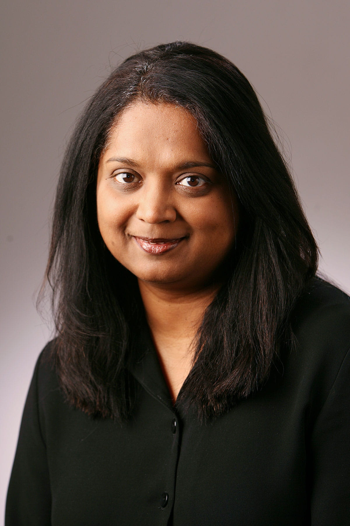 A photo of Rashmi Hegde.