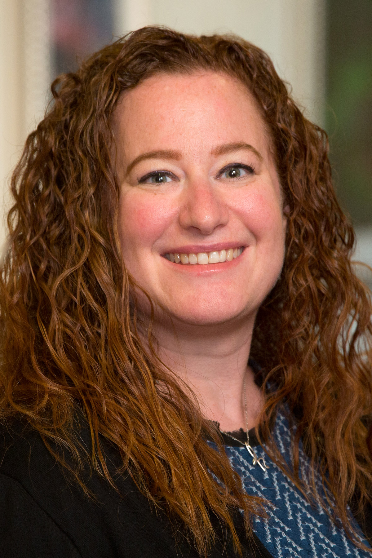 A photo of Heather C. Kaplan.