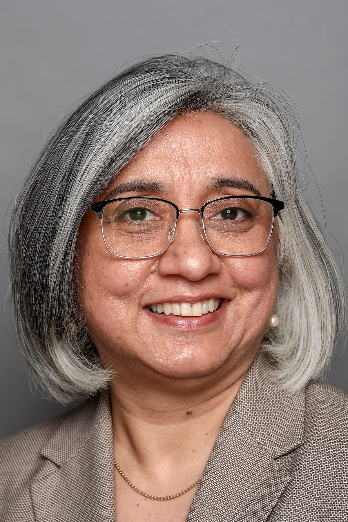 A photo of Susmita Kashikar-Zuck.