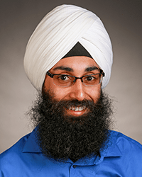 A photo of Amrik Singh Khalsa, MD.