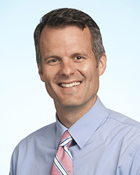 A photo of Nicholas Madsen, MD, MPH.