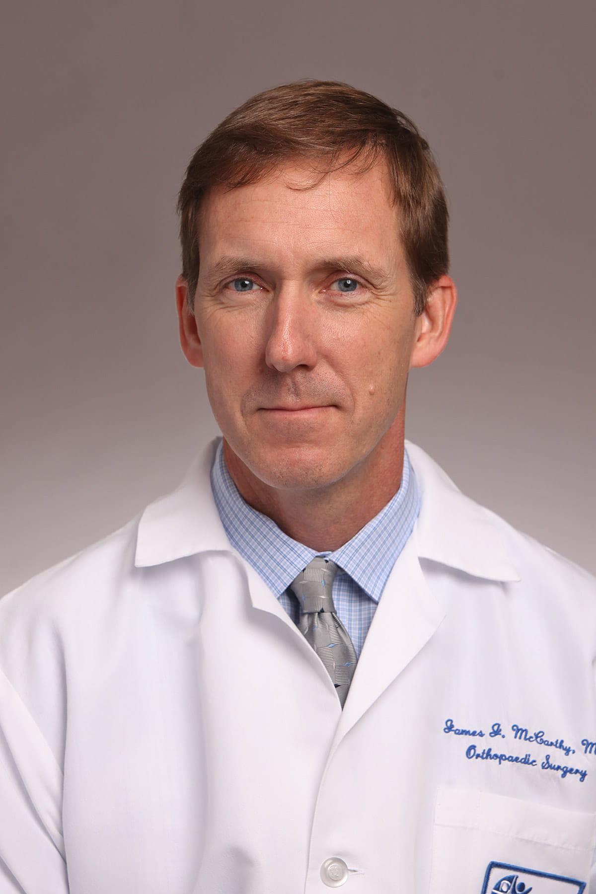 James J  McCarthy, MD, MHCM
