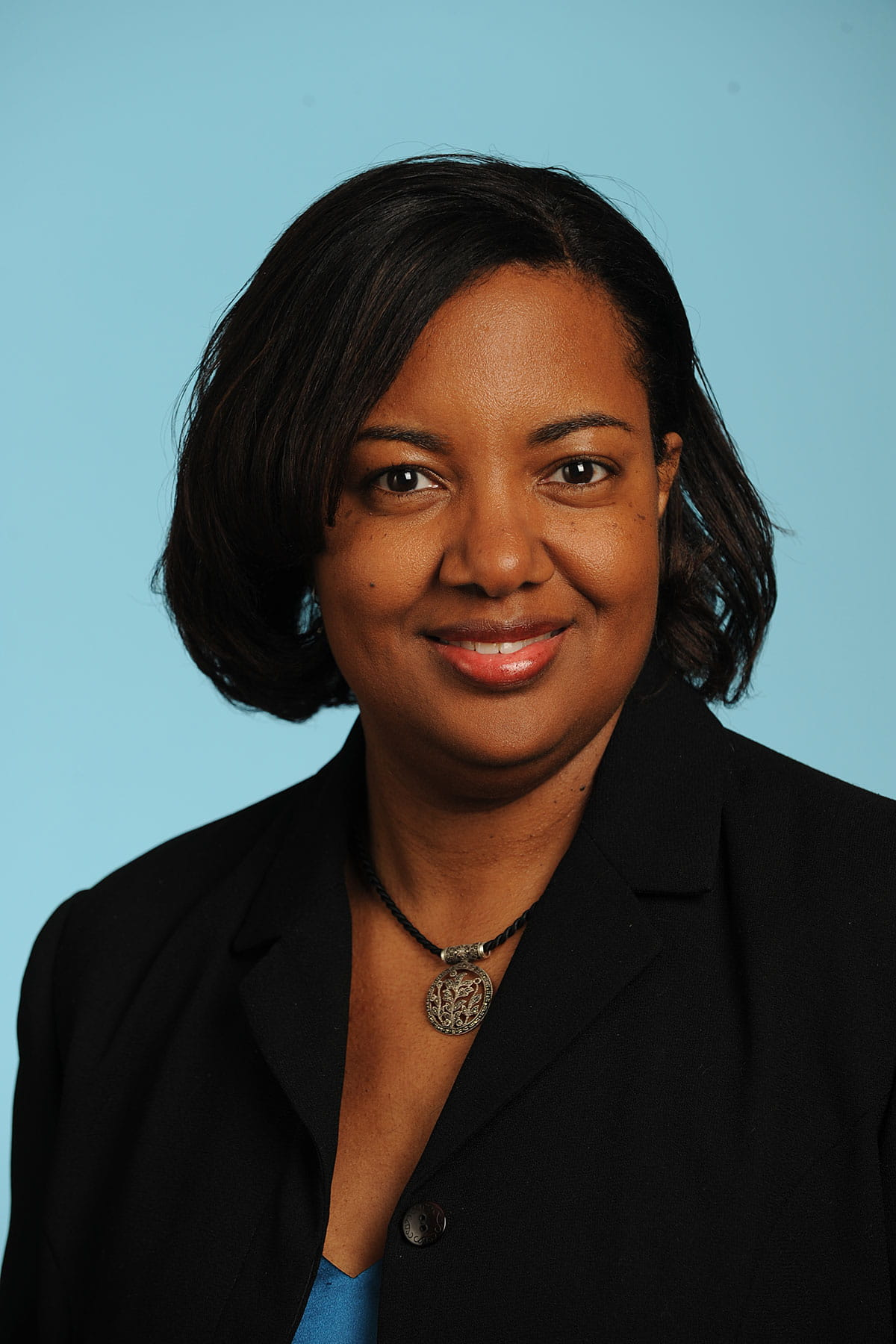 A photo of Monica Mitchell.