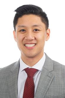 A photo of Timothy Nguyen.