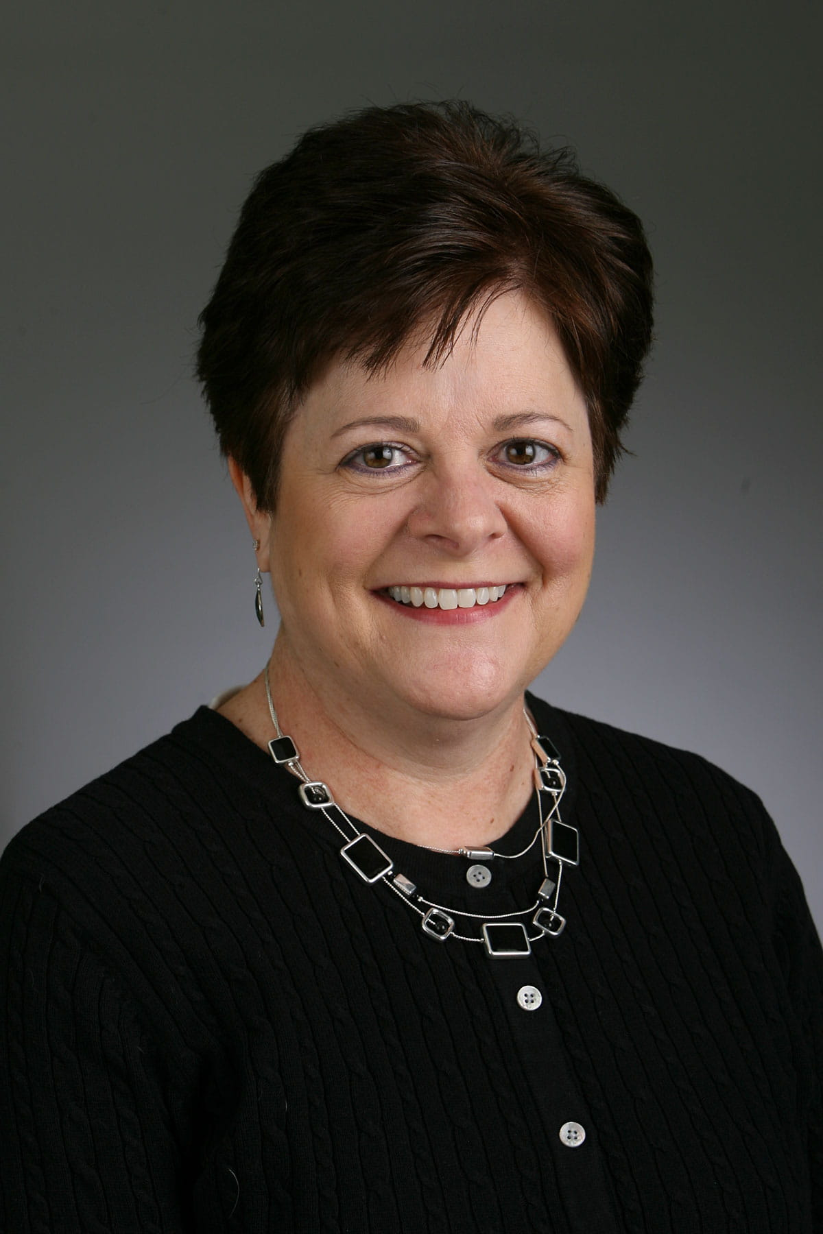A photo of Karen Padgett.