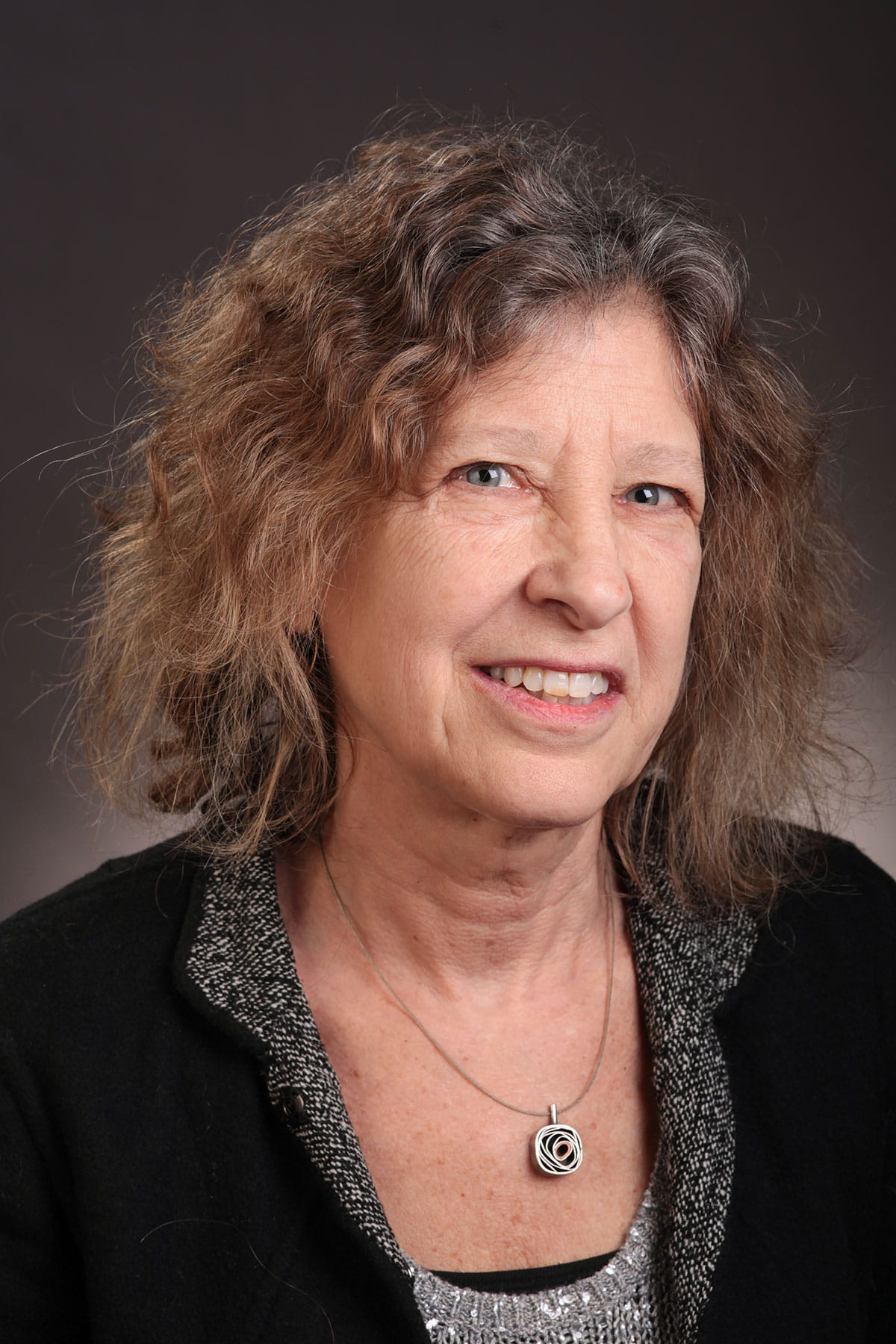 A photo of Nancy Ratner.