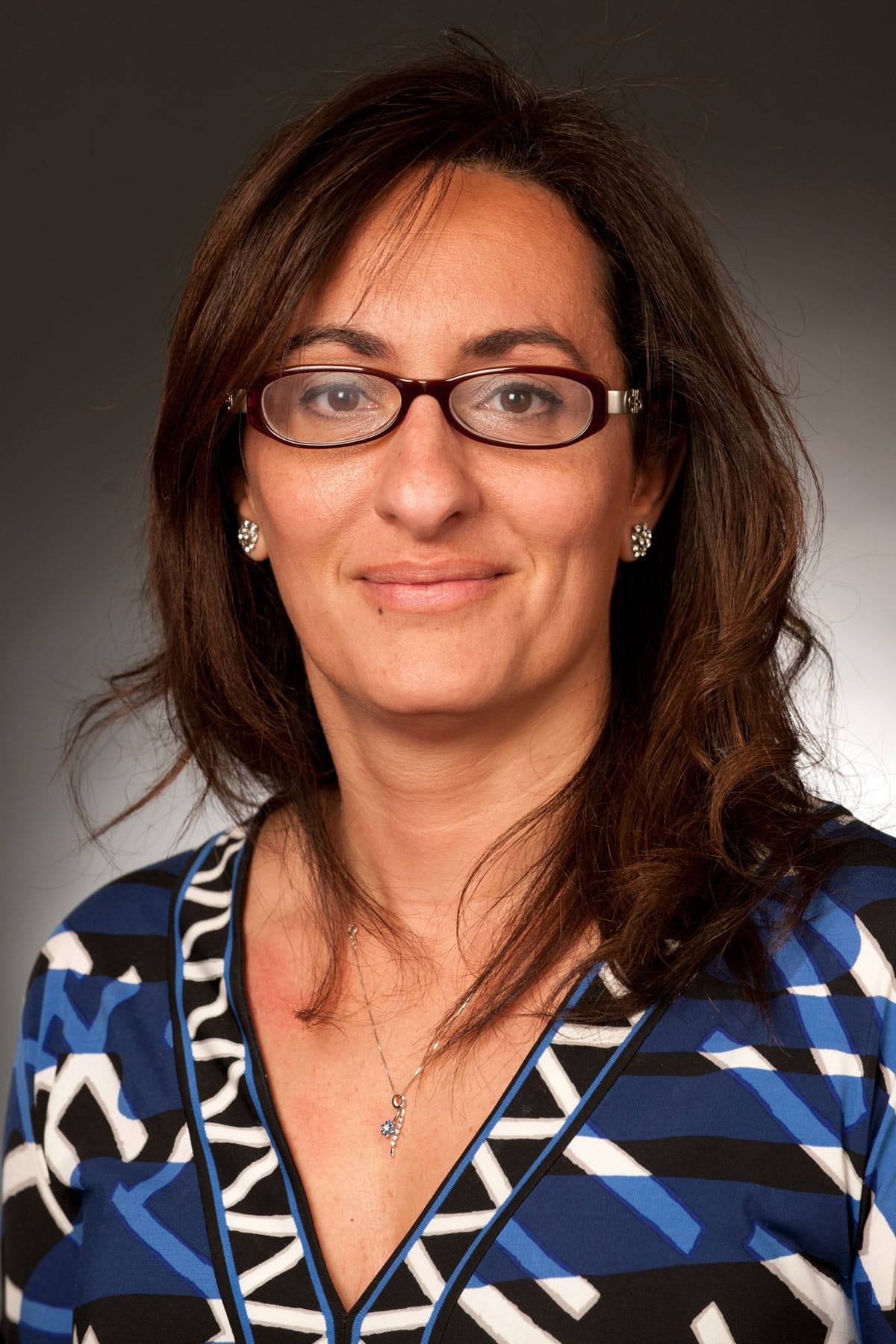 A photo of Marielle Kabbouche.