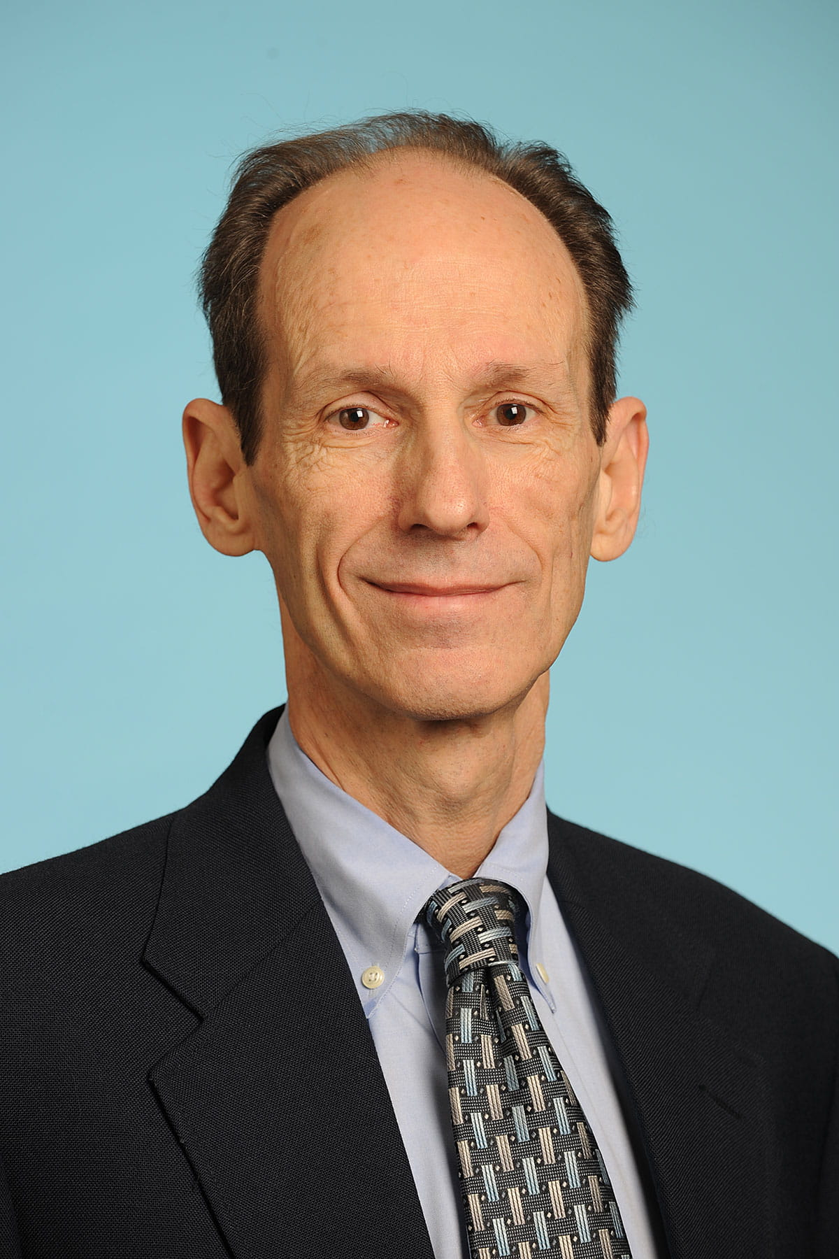 A photo of Mark Schapiro.
