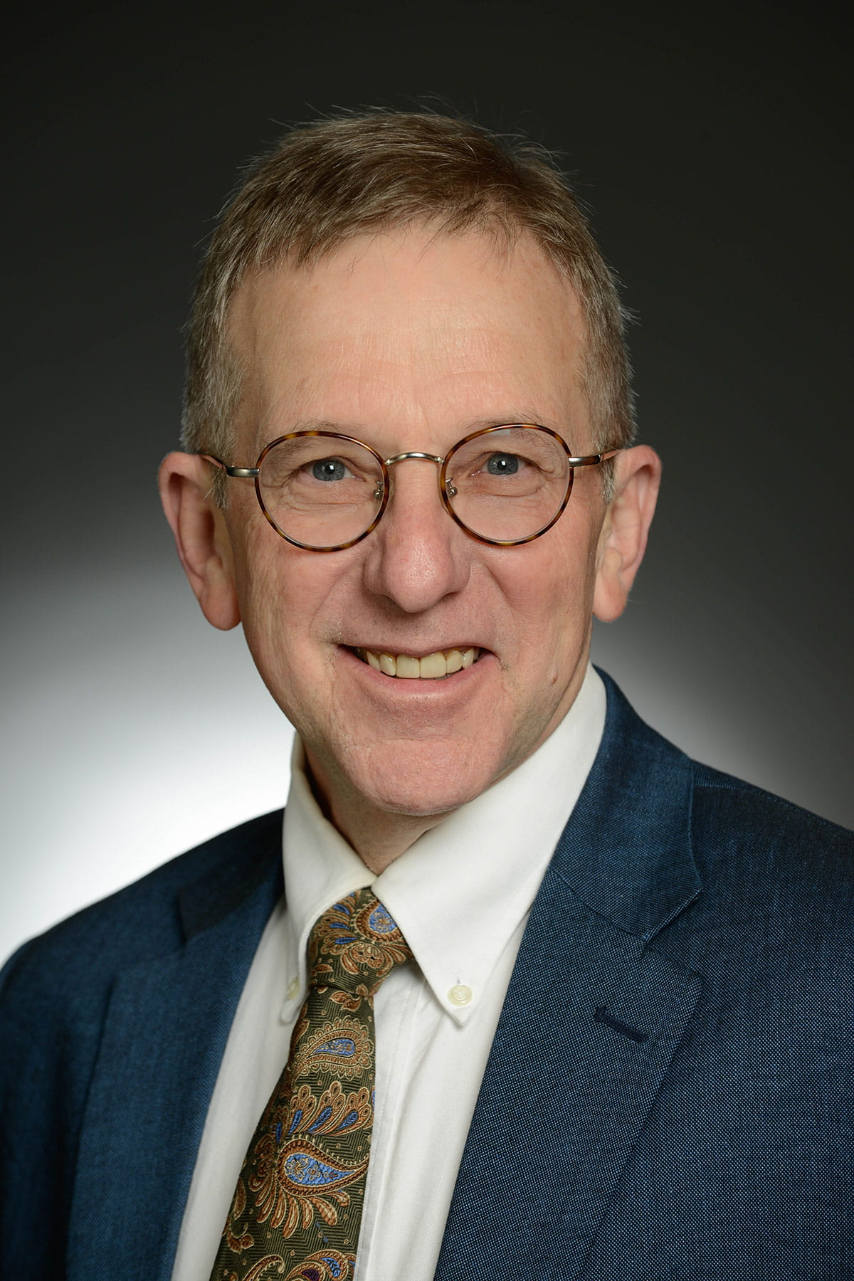 A photo of Robert Siegel.