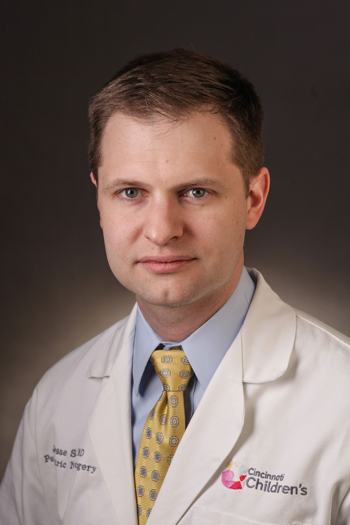 meet the team neurosurgery a photo of jesse skoch