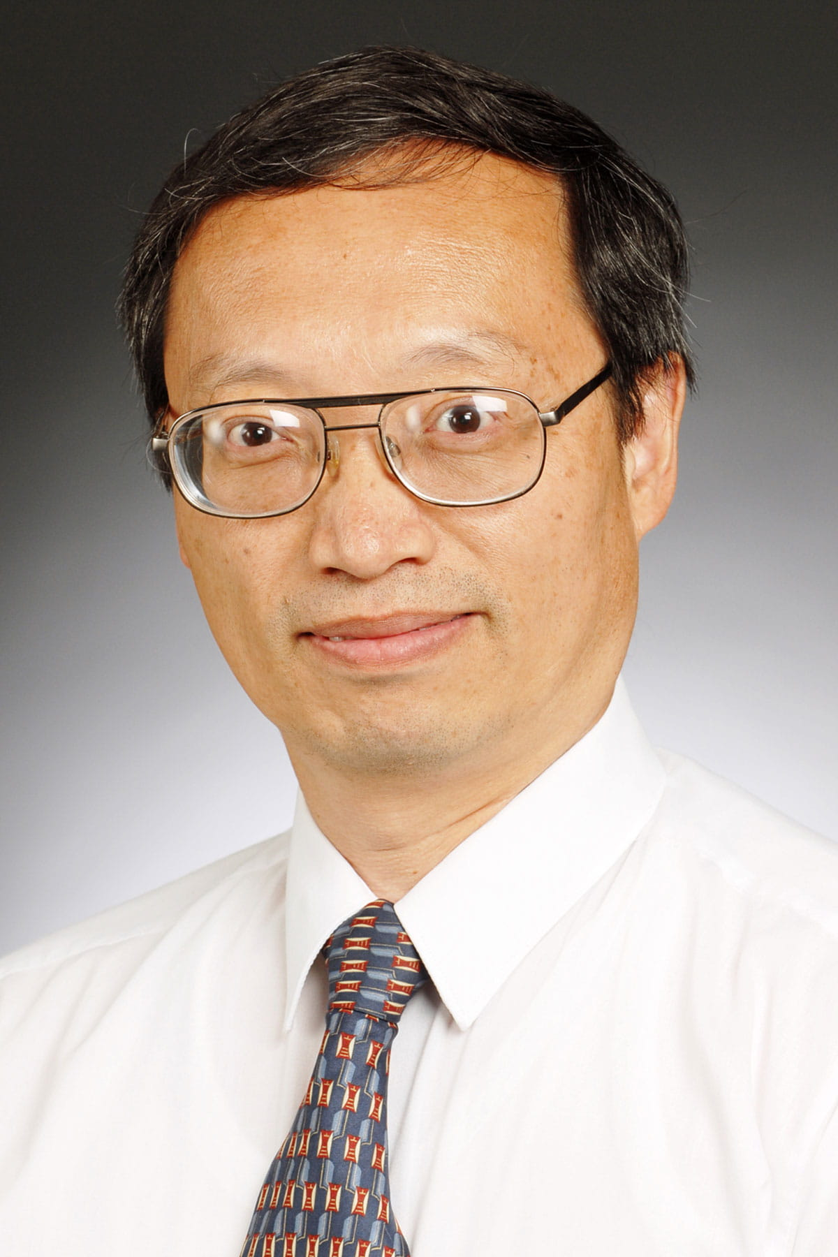 A photo of Peter Tang.