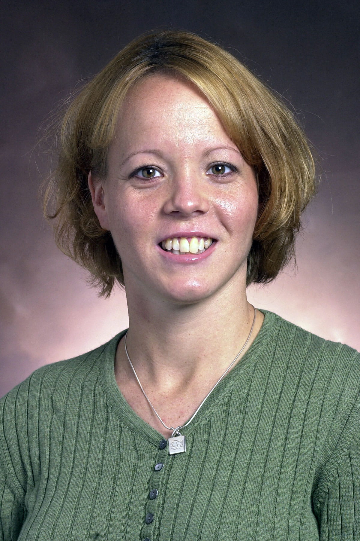 A photo of Stephanie Thaman.
