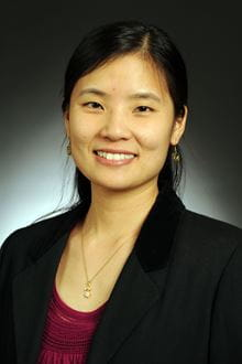 A photo of Tracy Ting.