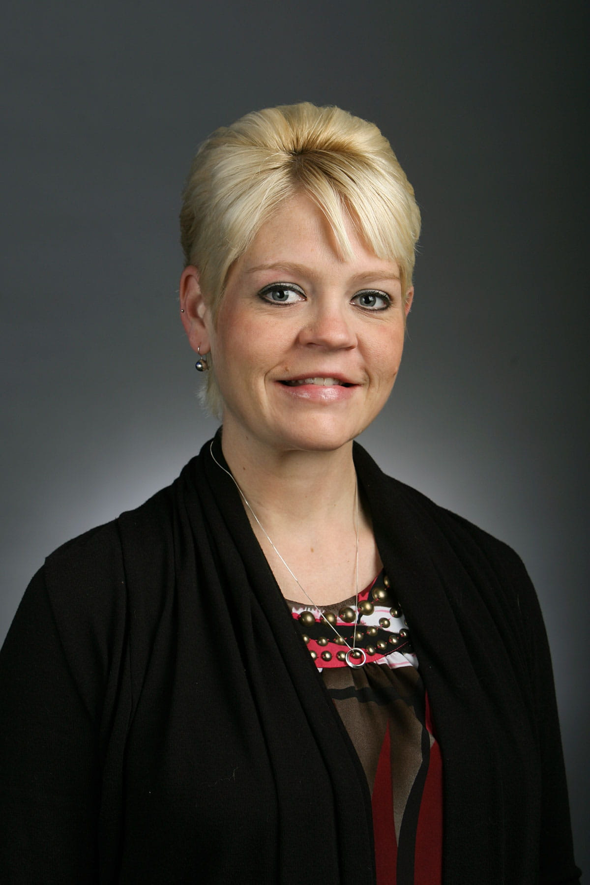A photo of Kristi Van Vranken.