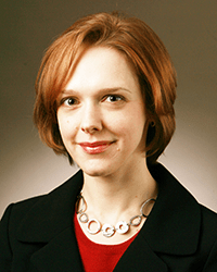 A photo of Jennifer Vannest, PhD.