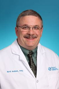 Mark A. Washam, RRT, MSN, CNP, FNP