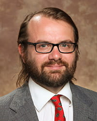 A photo of Matthew Weirauch, PhD.