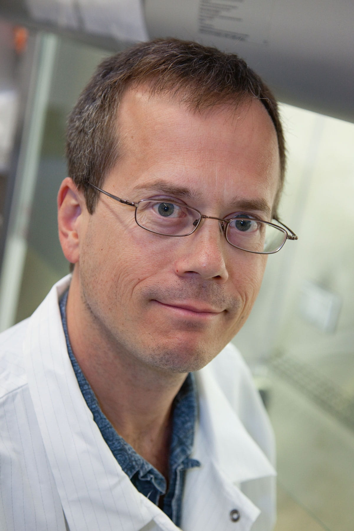 A photo of James Wells, PhD.