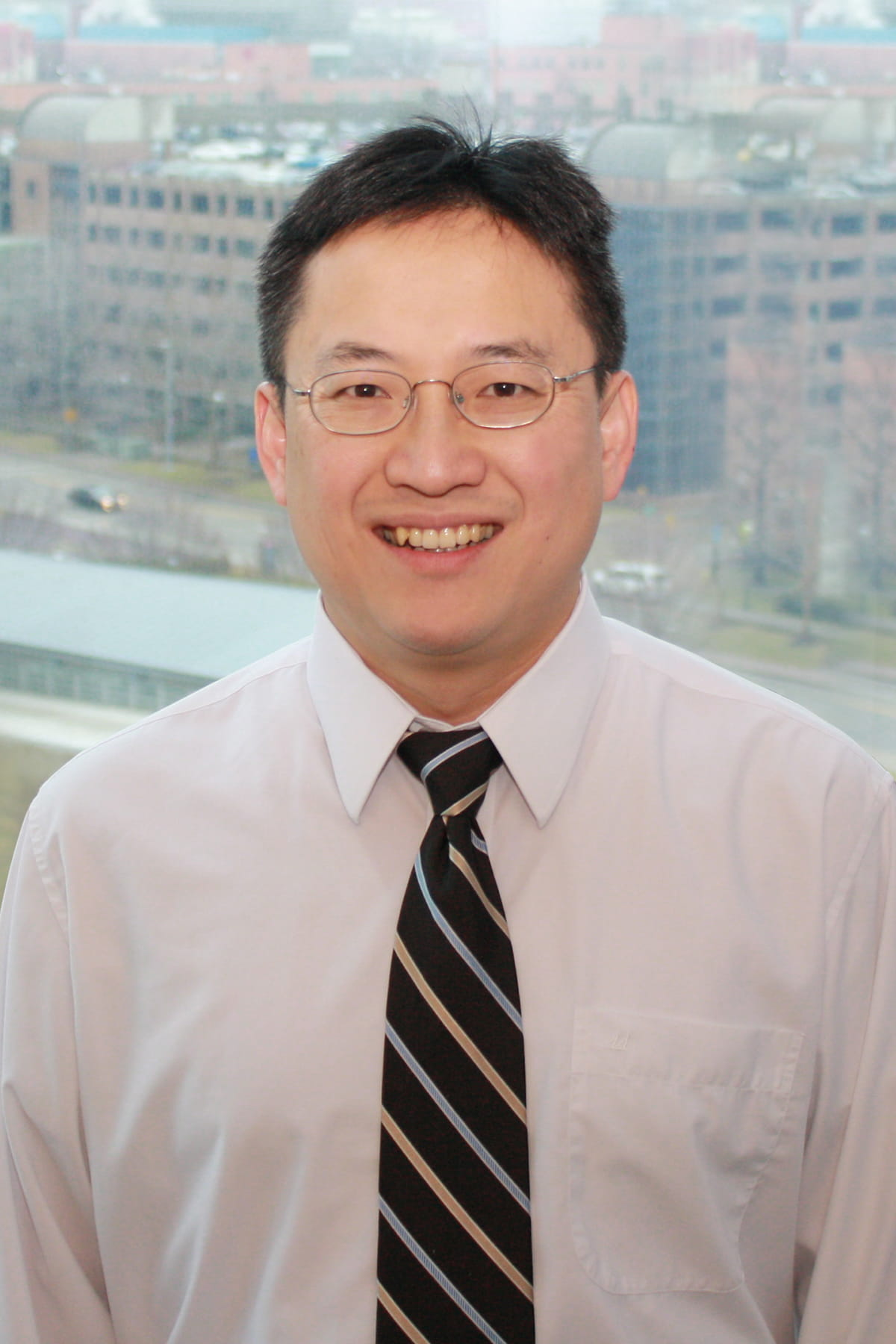 A photo of Steve W. Wu.