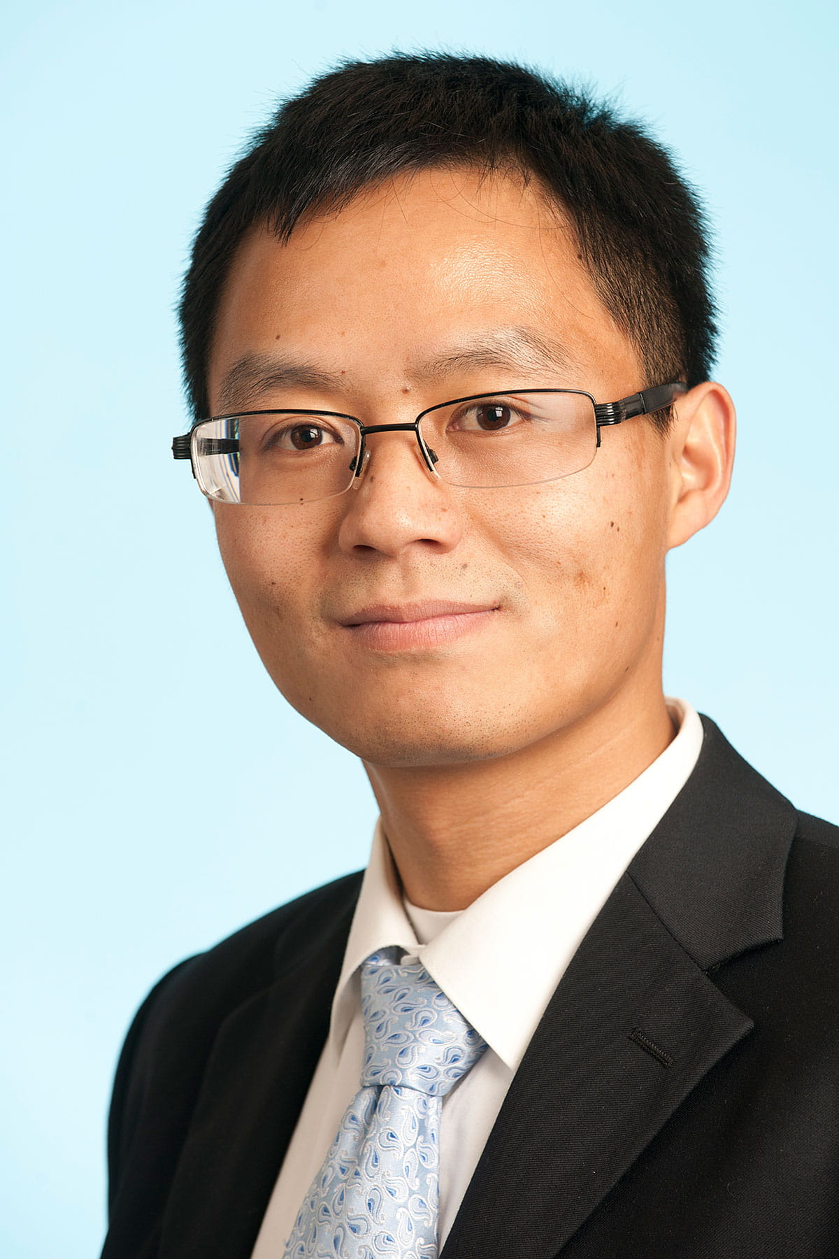 A photo of Nanhua Zhang.