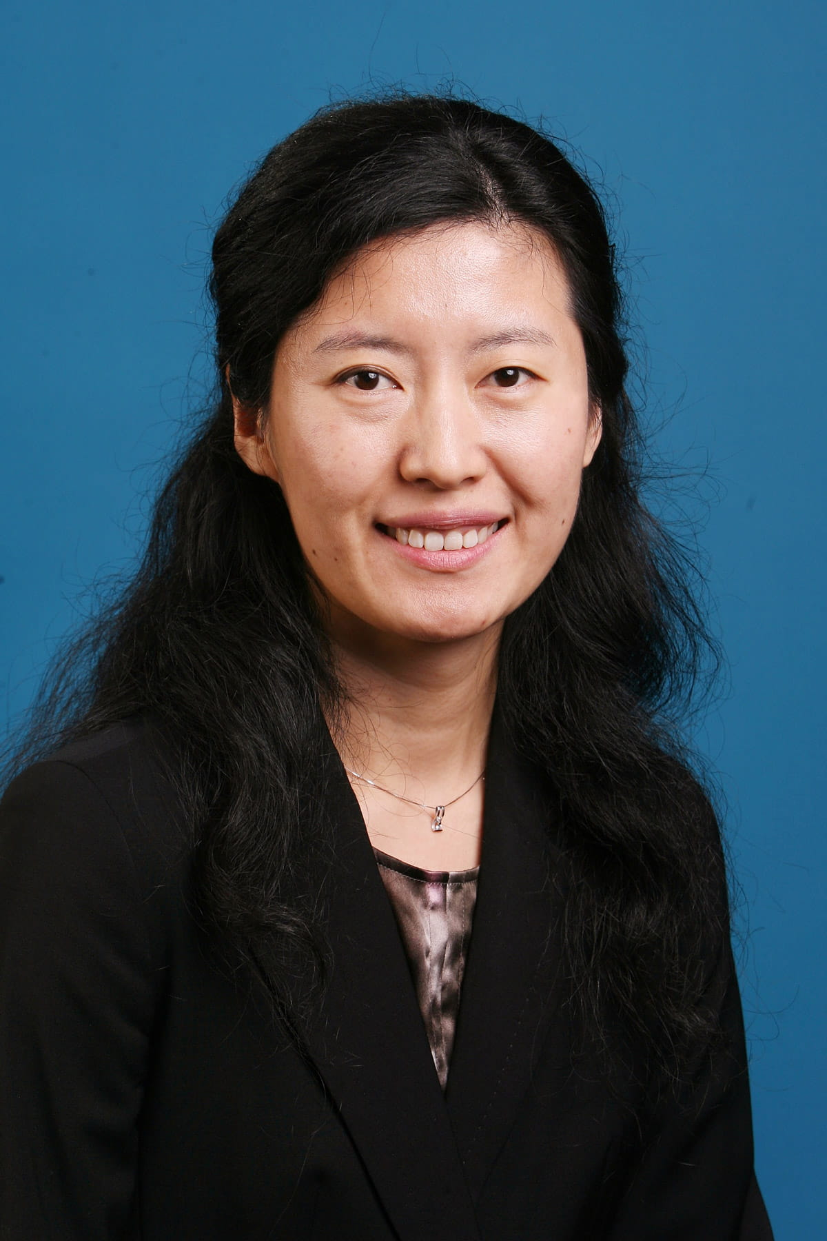 A photo of Wenying Zhang, MD, PhD.