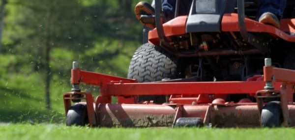 A Surgeons PSA for Lawn Mower Safety