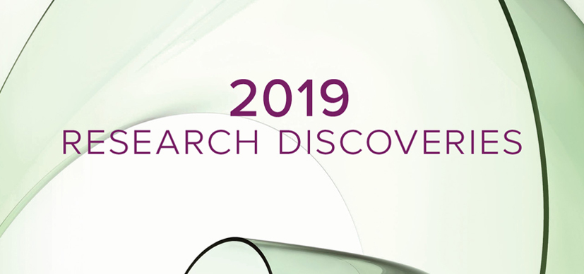 Our 2019 Research Annual Report