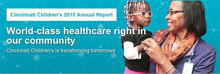 Read our 2015 Annual Report.