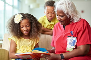 Learn more about working at Cincinnati Children's.