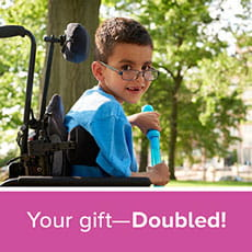 Your gift is doubled during out end of the year campaign.