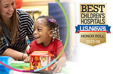 Cincinnati Children's ranked third in the nation for the seventh consecutive year in U.S. News & World Report's 2017-18 Best Children's Hospitals.