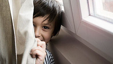 Spring and summer reminders for how to prevent kids from falling out of windows.