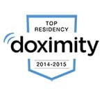 Our program was ranked as the #3 Pediatric Residency in the nation by U.S. News and Doximity.