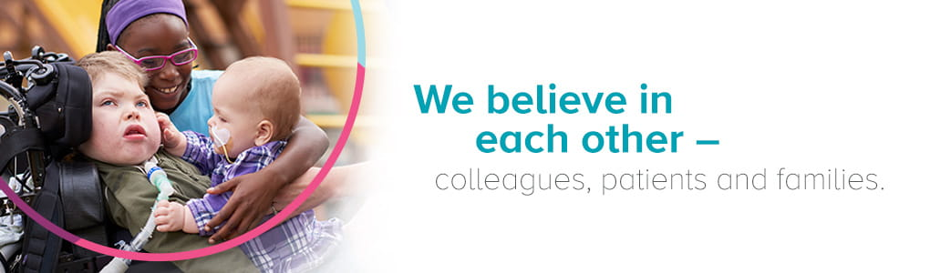 Together, we give health.