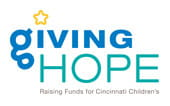 Giving Hope logo.