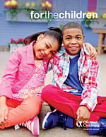 For the Children cover.