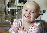 No. 1 for pediatric cancer care.