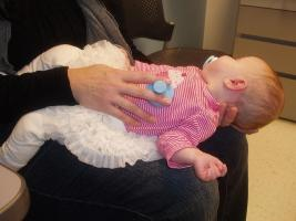 Chest Physiotherapy Infant Pic 10