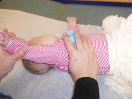 Chest Physiotherapy Infant Pic 7