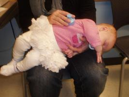 Chest Physiotherapy Infant Pic 8